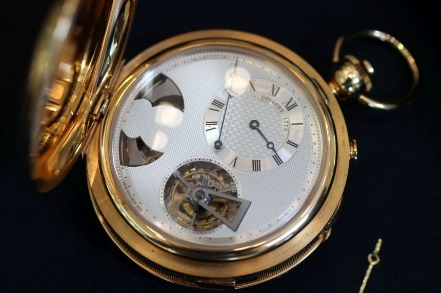 Breguet Classique Complications 1907, Million-Dollar Pocket Watch Exclusive Hands-On Hands-On