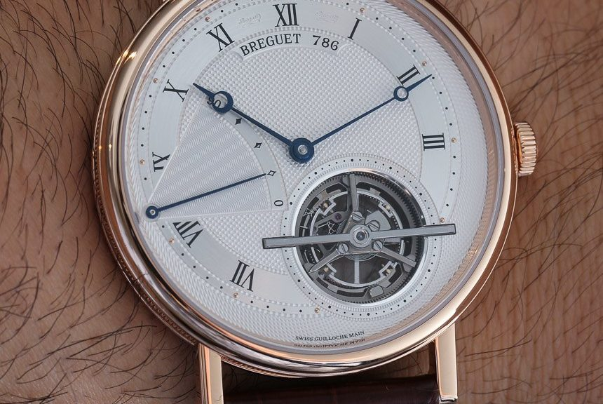 Breguet Classique Tourbillon Extra-Plat Automatique 5377 Watch Hands-On Hands-On